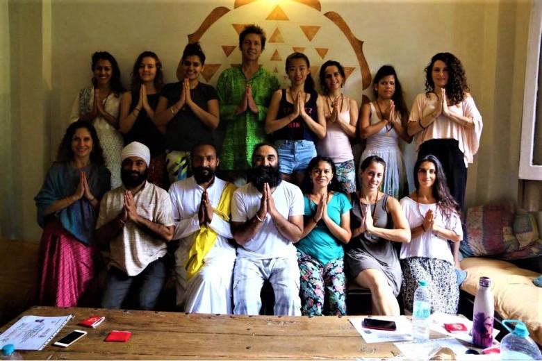 ioga class nice