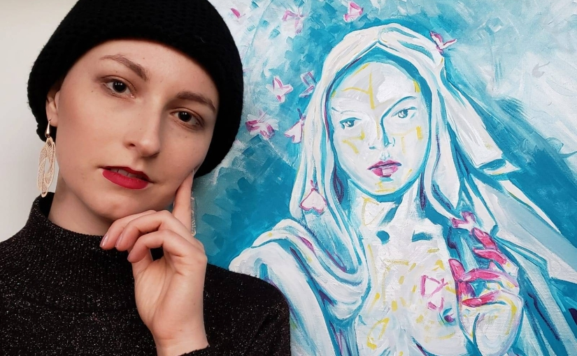 Um auto-retrato do câncer demama