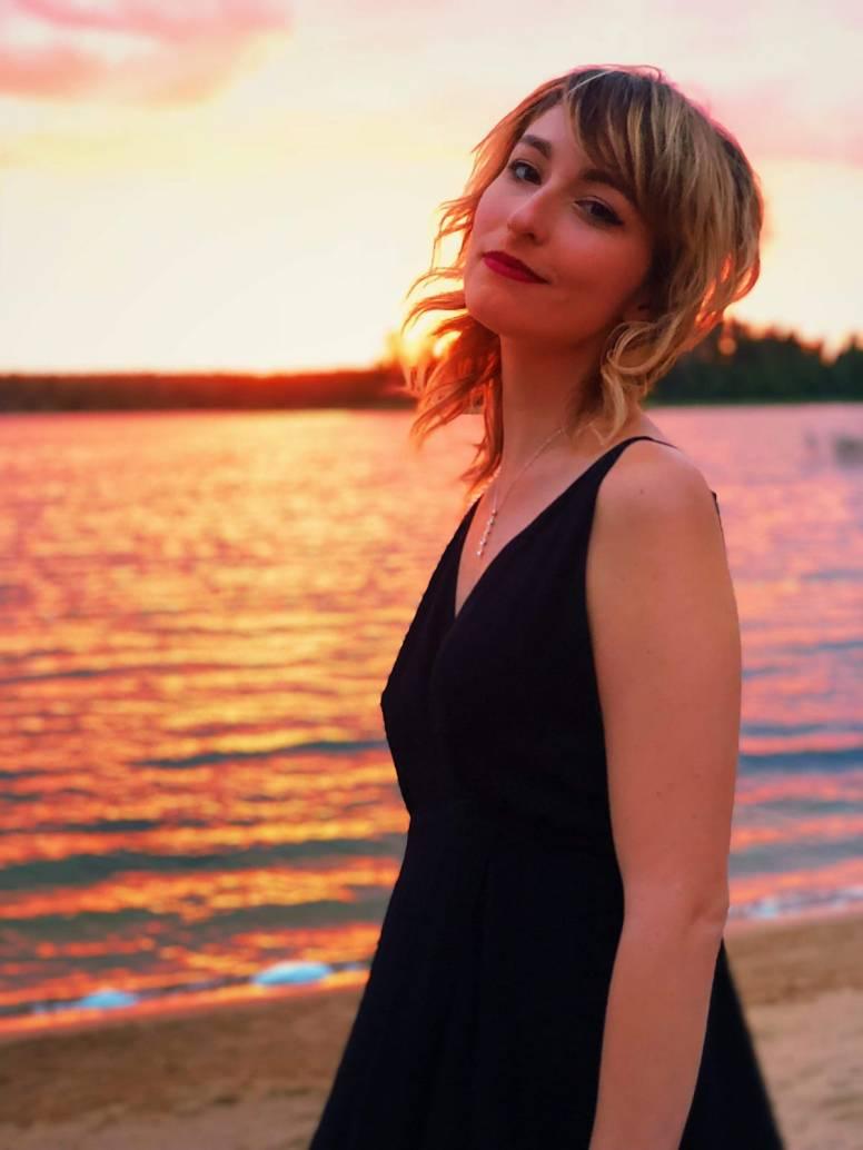 Fotos Arquivo pessoal Caitlin James